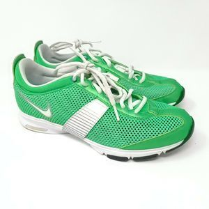 Nike Zoom Womens Size US 8.5 Green 366193-311